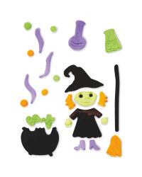 Halloween Gel Stickers Child 2