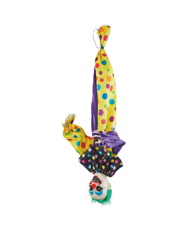 Halloween Hanging Clown