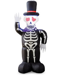 Halloween Inflatable Skeleton