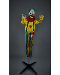 Halloween Talking Clown