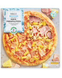 Ham & Pineapple Pizza