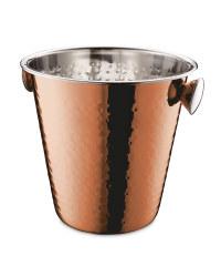 Hammered Wine Bucket - Copper