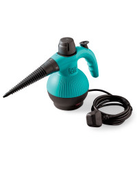 Hand Held Steam Cleaner - Turquoise