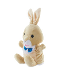 Little Town Rabbit Hand Puppet