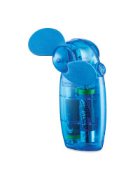 Handheld Fan - Blue