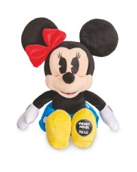 Happy Birthday Minnie Plush Toy