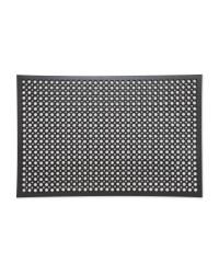 Workzone Hardwearing XL Rubber Mat