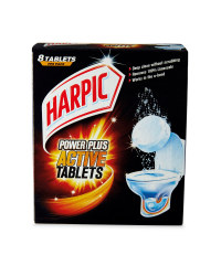 Harpic Power Plus Tablets