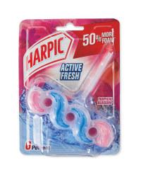 Harpic Wave Toilet Block