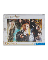 Harry Potter & Characters Jigsaw