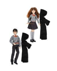 Harry Potter & Hermione Dolls