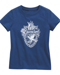 Harry Potter Kids Blue Ravenclaw Top