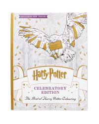 Harry Potter Edition Colouring Book
