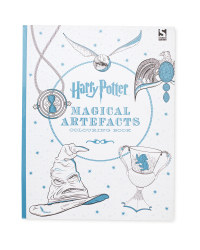 Harry Potter Artefact Colouring Book
