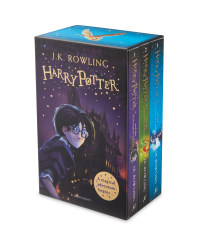 Harry Potter Collectable Book Set