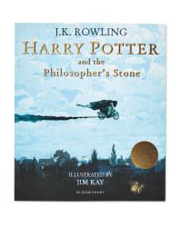 Philosopher's Stone Illustrated Book