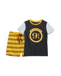 Platform 9 3/4 Kids' Pyjamas