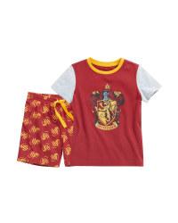 Red Griffindor Kids' Pyjamas