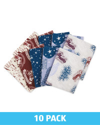 Spells Fat Quarters 10 Pack