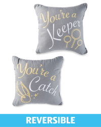 Harry Potter You're a Catch Cushion