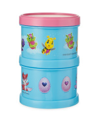 Hatchimals Stacked Snack Pots