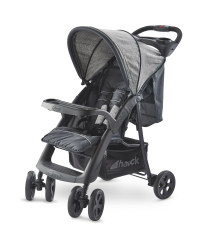 Shopper Neo II Grey Pushchair
