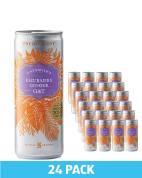 Haysmith's Rhubarb & Ginger G&T Cans