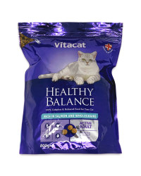 Healthy Balance Dry Cat Food -Salmon