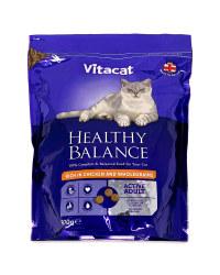 Cat Biscuits-Chicken Healthy Balance