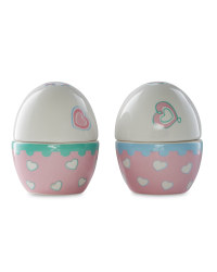 Heart Egg Cups