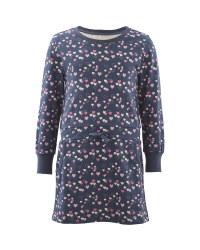 Lily & Dan Heart Sweater Dress