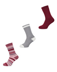 Heat For Your Feet Socks Size 2.5-5