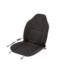Heatable Car Seat Cushion - Black
