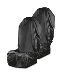 Heavy Duty Car Front Seat Covers