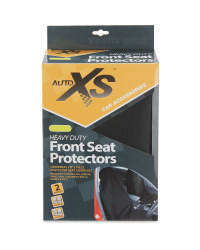 Heavy Duty Front Seat Protectors