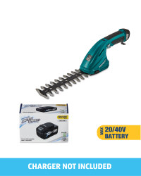 Hedge Trimmer With 20/40V Battery