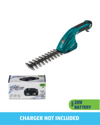 Hedge Trimmer With 20V Battery