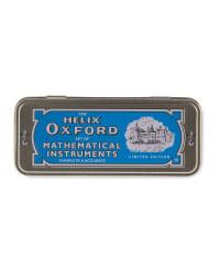 Helix Oxford Blue Maths Tin