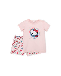 Hello Kitty Children's Pyjamas