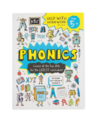 Help With Homework 5+ Phonics