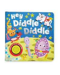 Hey Diddle Diddle Magic Sound Book
