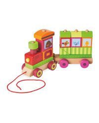 Hey Duggee Wooden Stacking Train