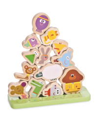 Hey Duggee Wooden Stacking Game