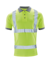 Workwear Hi-Vis Polo Shirt