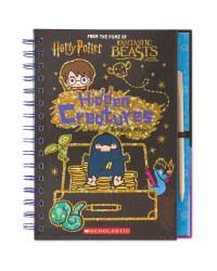 Harry Potter Book Hidden Creatures