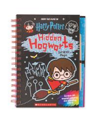 Harry Potter Book Hidden Hogwarts