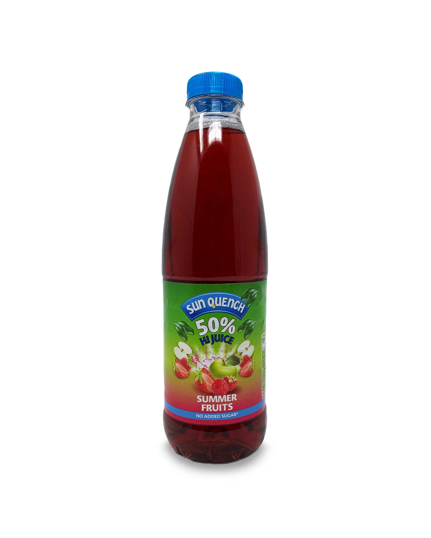 High Juice Summer Fruits Squash