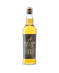Highland Black Scotch Whisky