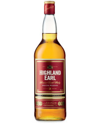 Highland Earl Scotch Whisky 1L