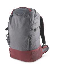 Adventuridge 30L Hiking Backpack - Red